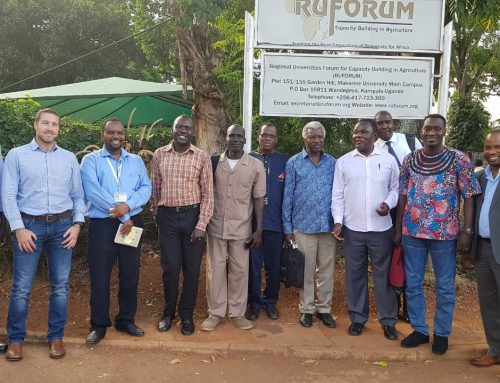 Experts in Higher Education and Agriculture gather in Uganda to map out a route for internationalization of Higher education in Africa
