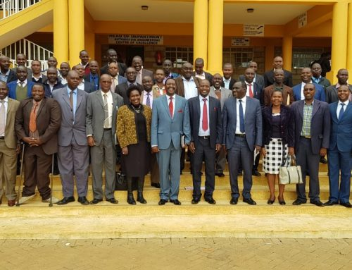 The Regional Competence Based Education and Training (CBET)  Implentation Committee