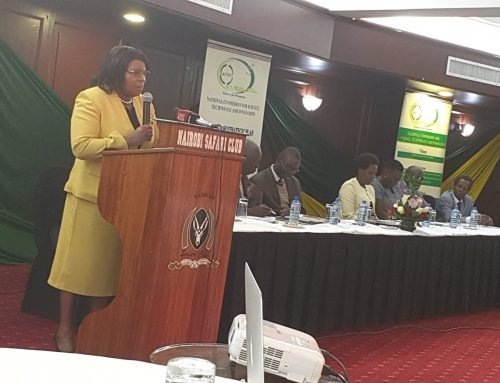 Today,11th June 2019 Kenya launched its National Research priorities for the next 10 years.