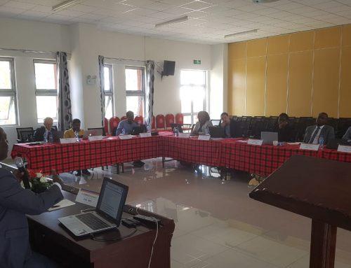 The African Regional Workshop on internationalization of Higher Education at JKUAT