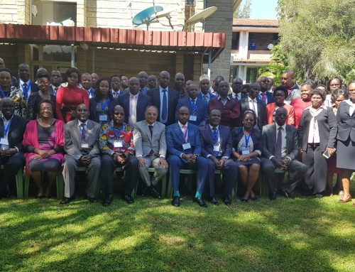 The workshop that brings together universities, TVET institutions, regulators and others from the agriculture sector are this week meeting at Egerton University to develop a credit accumulation and transfer system.