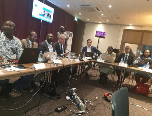 Development of standards for Quality Assurance and mutual Recognition of Qualifications in Africa in Dakar Senegal, organised by UNESCO and the Ministry of Higher Education, Senegal