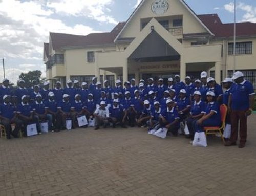 "The ""KNQA Army"" trained and ready to roll out the KNQF to all parts of the Kenya and the world."