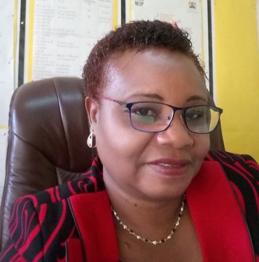 Dr. Mary W. Gaturu, HSC