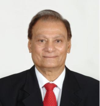Hirji Shah, EBS, OGW