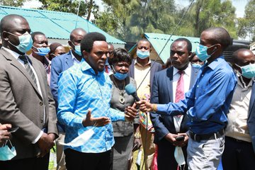 Promoting TVET Education in Western Kenya