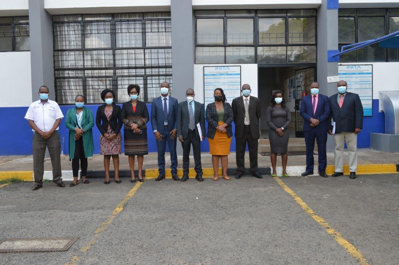 Knqa team site visit to   @nita_kenya  to inspect the Authority preparedness as an RPL Assessment center #skills for prosperity