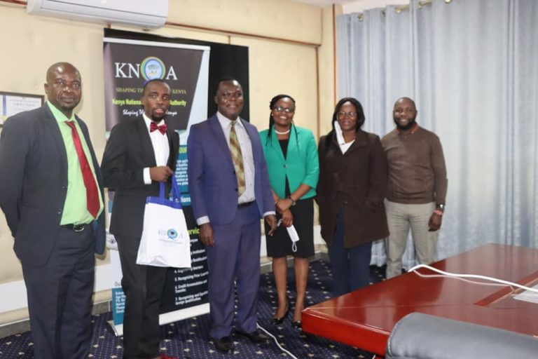 A new portal to curb fake certificates in Kenya. The KNQA reports that one in every three Kenyans holds fake academic documents
