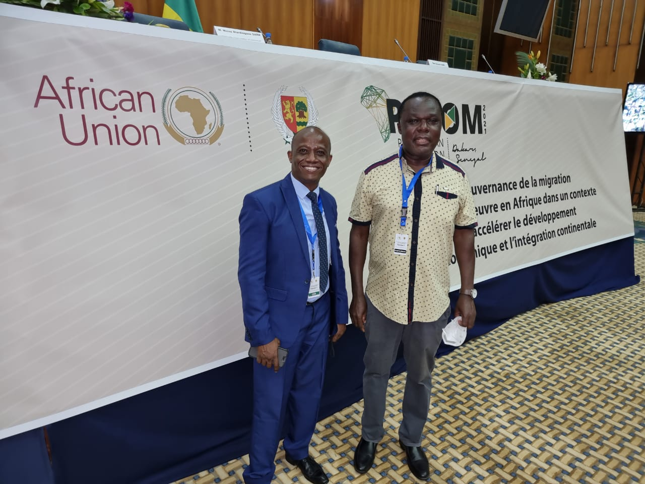 Dr Juma Mukhwana the KNQA DG has arrived in Dakar Senegal as the Head of the Kenyan Delegation at the 6th Pan African Forum on Migration. The forum is organised by the African Union and the United Nations. He is a key speaker on what Africa needs to do to integrate migrants into National educational and training systems for prosperity of Africa.