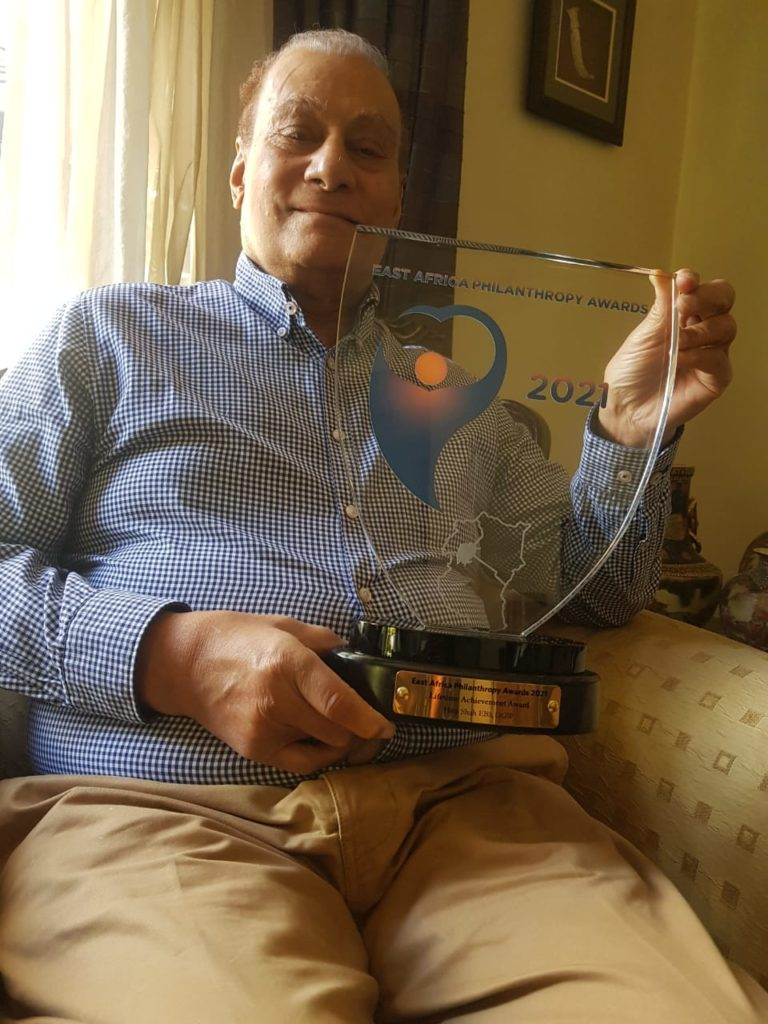 KNQA Council member Hirji Shah, OGW has been awarded a lifetime Achievement Award for Philanthropy by the East Aftican Philanthropy Award 2021. Staff and council members congratulate Council Member Hirji for this prestigious Achievement. We are proud to have you among us as you touch lives.